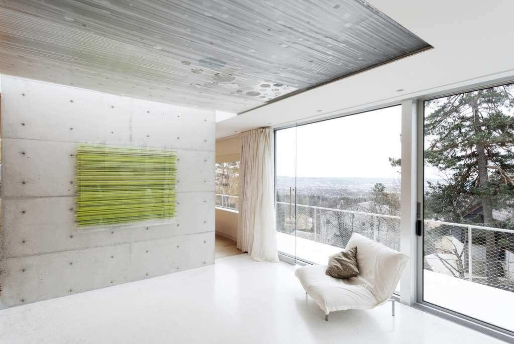 Thiết kế không gian nghỉ ngơi của biệt thự