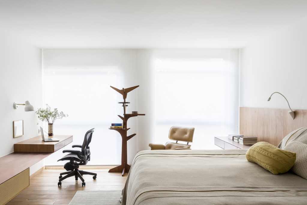 Thiết kế nội thất cho không gian phòng ngủ