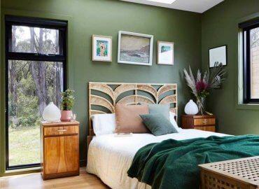 Thiết kế nội thất với màu sắc hài hòa